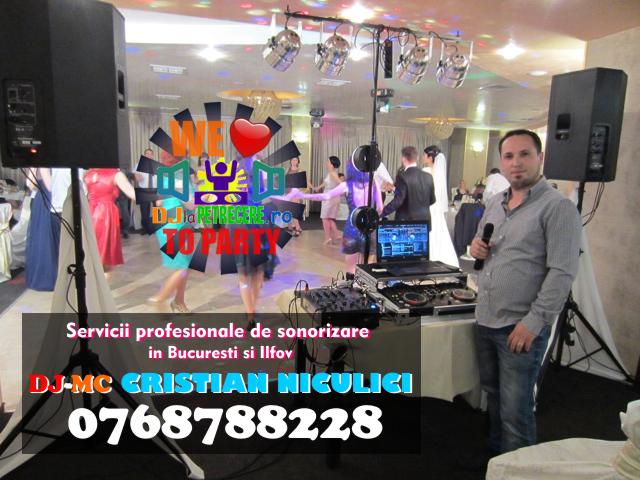 DJ Cristian Niculici 2015 nou