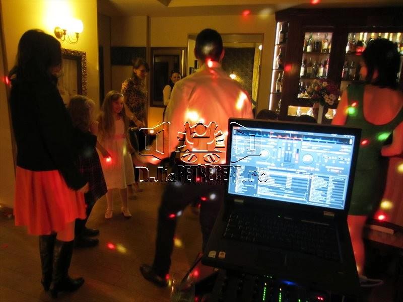 Botez cu DJ la Restaurant Rossetya - DJ Cristian Niculici - 5