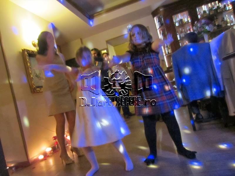 Botez cu DJ la Restaurant Rossetya - DJ Cristian Niculici - 8